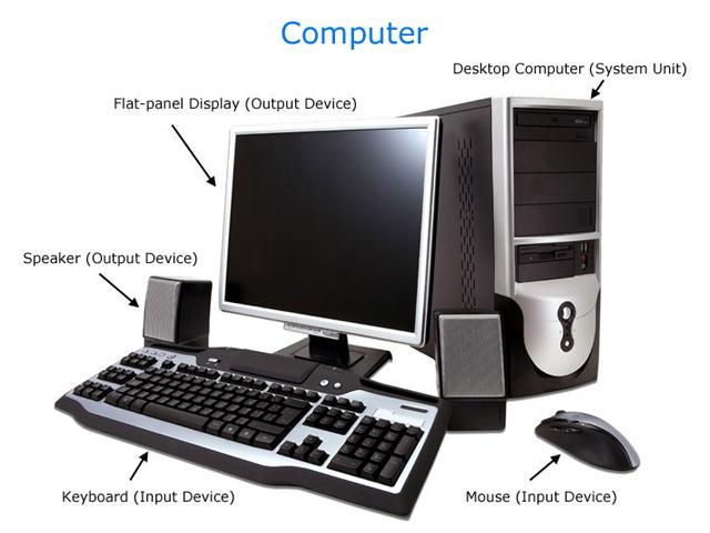Perangkat Keras Komputer dan Fungsinya